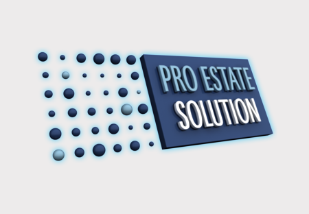 Logo Pro Estate Solution